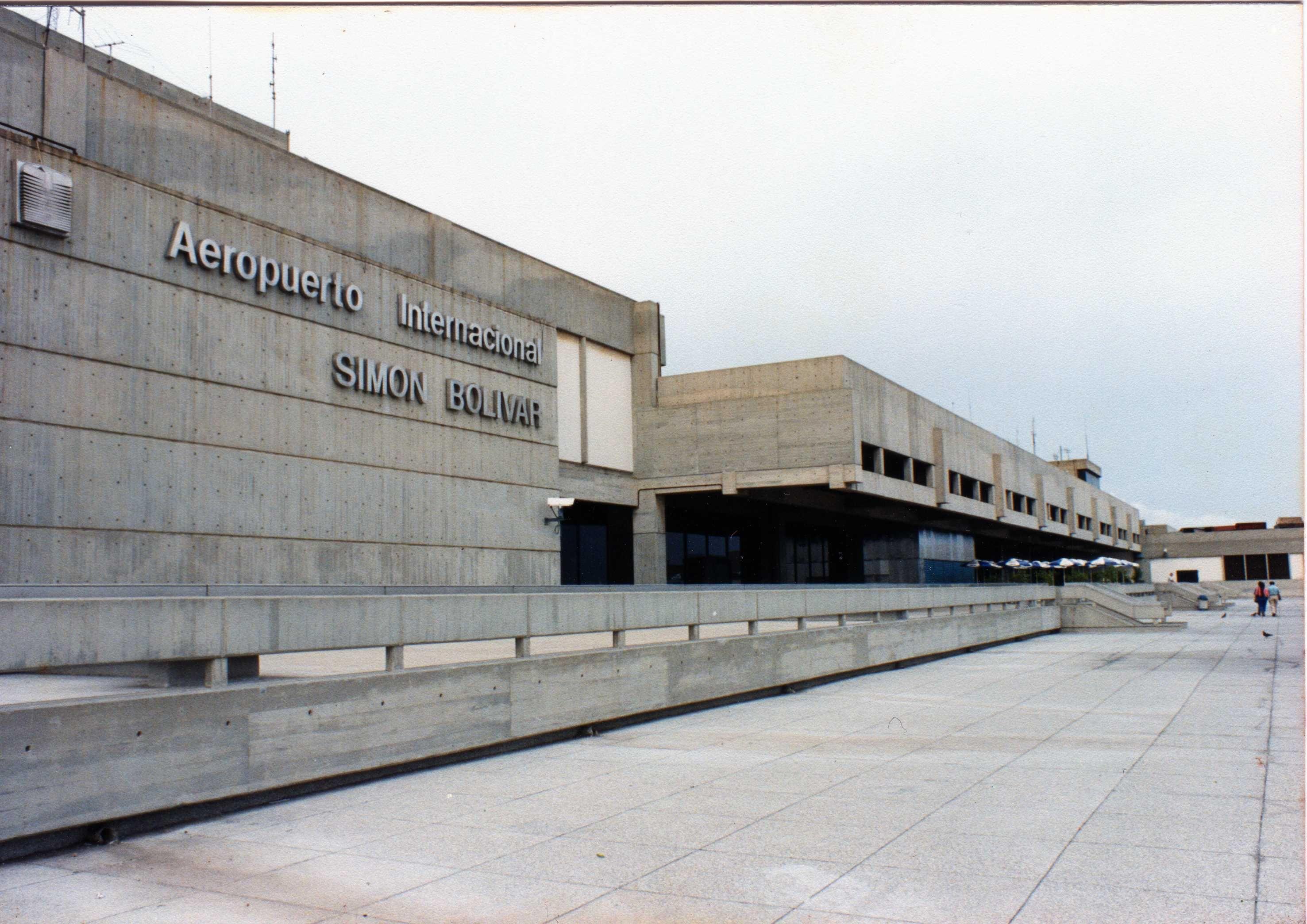Аэропорт Каракас