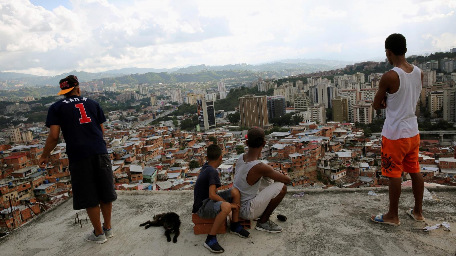 Банды Каракаса