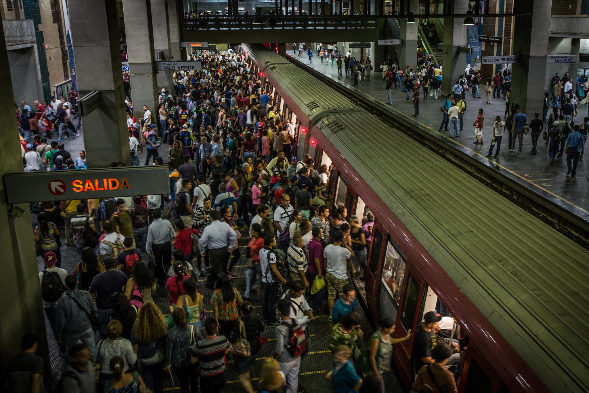 Метро в Каракасе