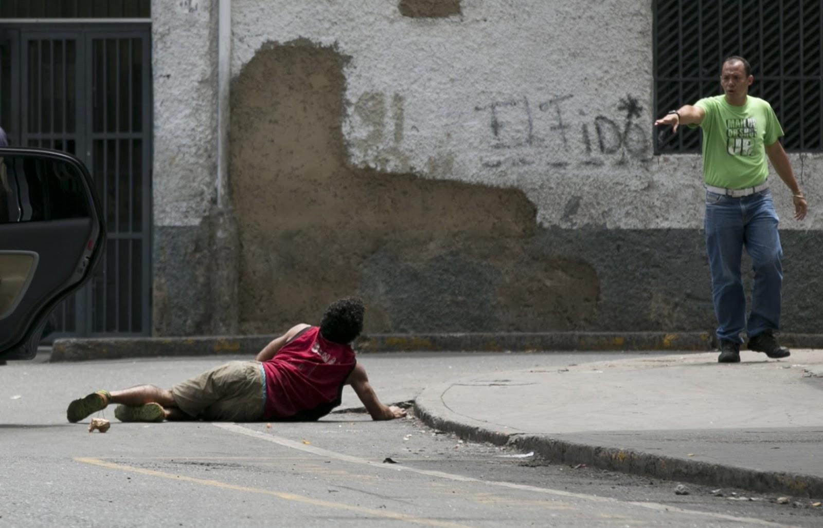 Убийства в Каракасе